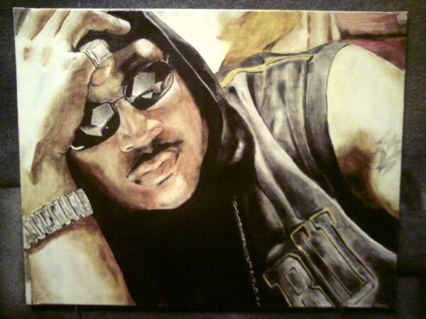 LL Cool J by csino